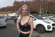 blonde branlette espagnole