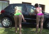 car-washing sexy